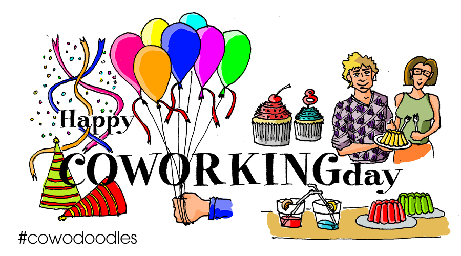 HappyCoworkingDay