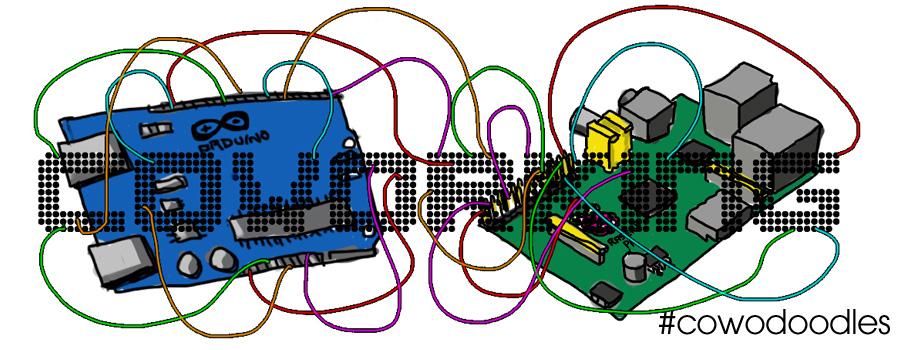 Arduino & Raspberry Pi Coworking