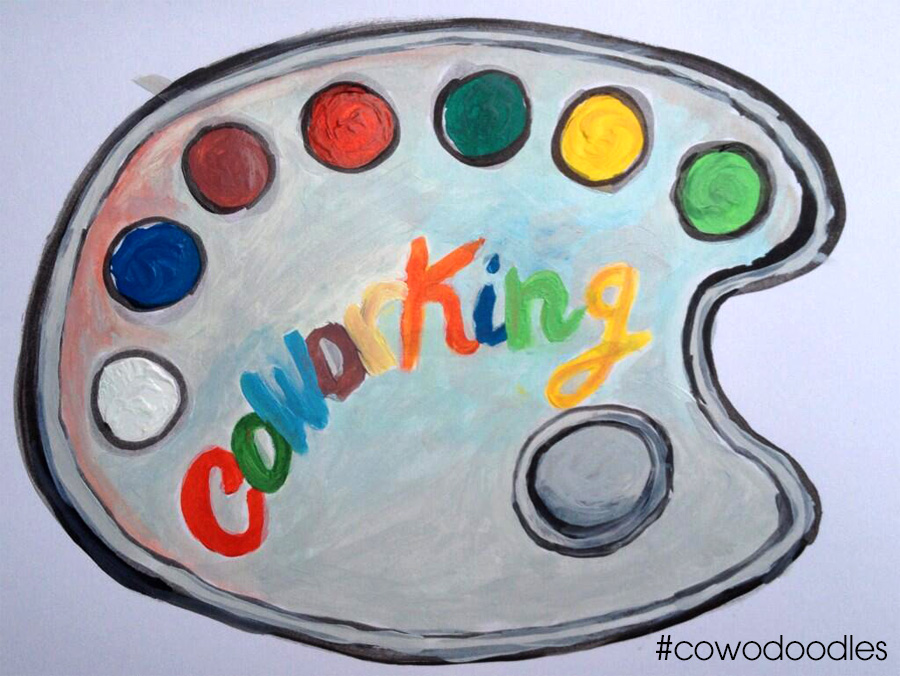 Coworking Palette